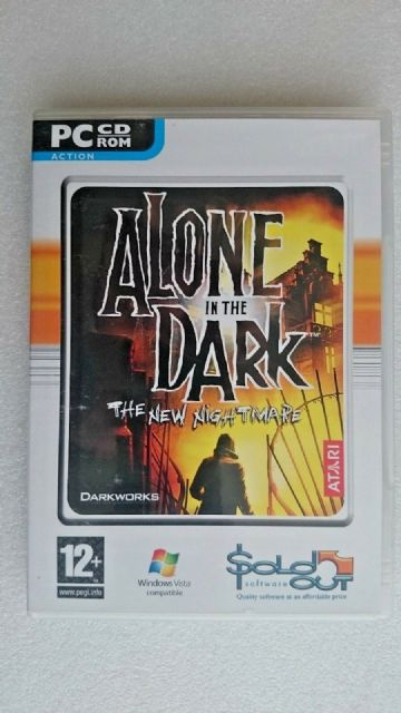 Alone in the Dark - The New Nightmare (PC Windows 2000)